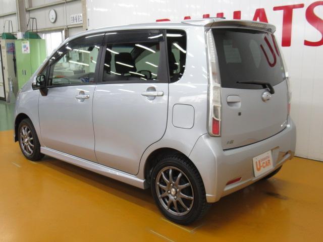 ムーヴカスタム RS ナビ ドラレコ ETC エコアイドル(神奈川県)の中古車