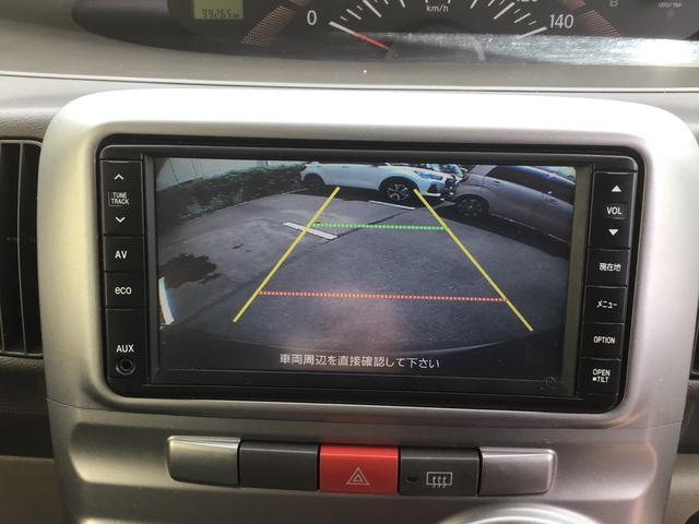 タントXリミテッド純正ナビゲーション/バックモニター/ワンセグTV/AUX端子付き/左側電動スライドドア/キーフリーシステム/ミラクルオープンドア/アイドリングストップ(千葉県)の中古車