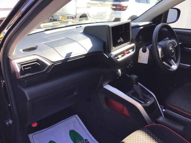 ロッキーGタ−ボ/1000cc/スマ−トアシスト/アイドリングストップ/純正15インチアルミホイール/キーフリ/LEDフォグランプ/LEDヘッドライト/コ−ナ−センター/オ−トエアコン(千葉県)の中古車