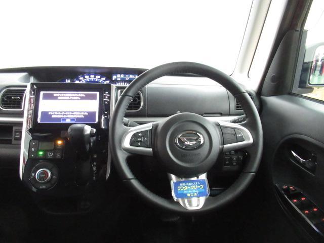 タントカスタムRS トップエディションSAIII スマアシ付き−サポカー対象車− スマアシ ミラクルオープンドア 両側オートスライドドア 後席モニター 運転席シートヒーター キーフリー(神奈川県)の中古車
