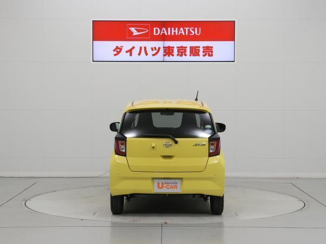 ミライースX リミテッドSAIII LEDヘッドライト バックカメラ(東京都)の中古車