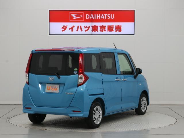 トールX SAIII 片側電動スライドドア バックカメラ(東京都)の中古車