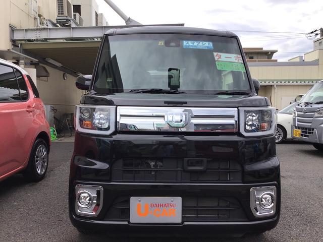 ウェイクGターボSAII 後席モニター ナビ・バックカメラ・ETC(千葉県)の中古車