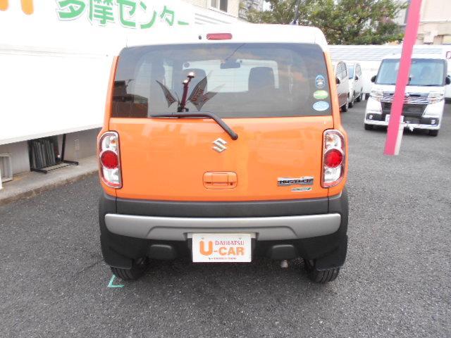 ハスラーGターボ (東京都)の中古車