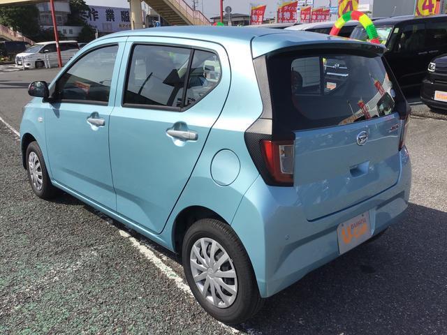 ミライースL SAIIIスマ−トアシスト3・アイドリングストップ・コ−ナ−センサ−付(千葉県)の中古車