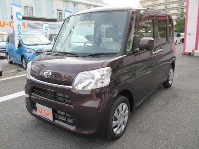 タントスロ−パ− L−SAIII 3スリー 地デジナビ(東京都)の中古車