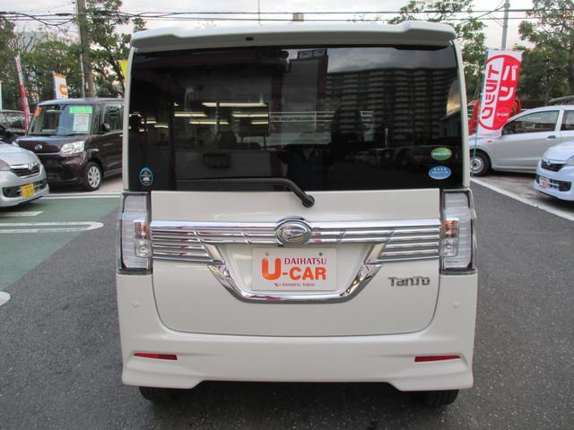 タントカスタムRS トップエディションSAII 8インチメモリナビ(東京都)の中古車
