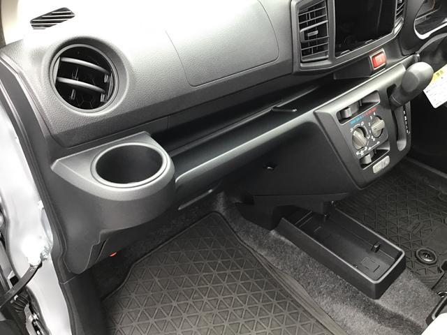 ミライースL SAIIIキーレスエントリー オートハイビーム 前後コーナーセンサー アイドリングストップ機能 エアコン 運転席助手席エアバッグ ABS パンク修理キット フロアマット付き(千葉県)の中古車