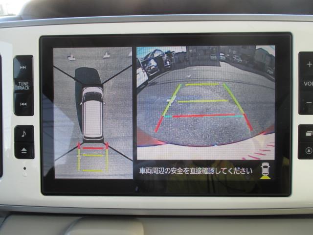 ムーヴキャンバスXリミテッドメイクアップ SAII 元試乗車 8インチナビ(東京都)の中古車