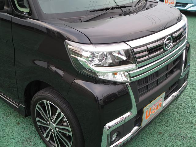タントカスタムRS トップエディションSAIII 純正メモリーナビ(埼玉県)の中古車