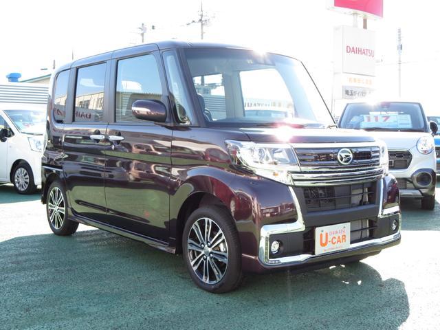 タントカスタムRS トップエディションSAIII デモカーアップ(埼玉県)の中古車