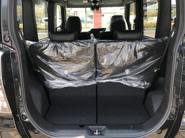 タントカスタムXスマートパノラマパーキングパック アルミホイール フルLEDヘッドランプ オート格納式カラードドアミラー マルチインフォメーションディスプレイ ファブリック ソフトレザー調シート(静岡県)の中古車