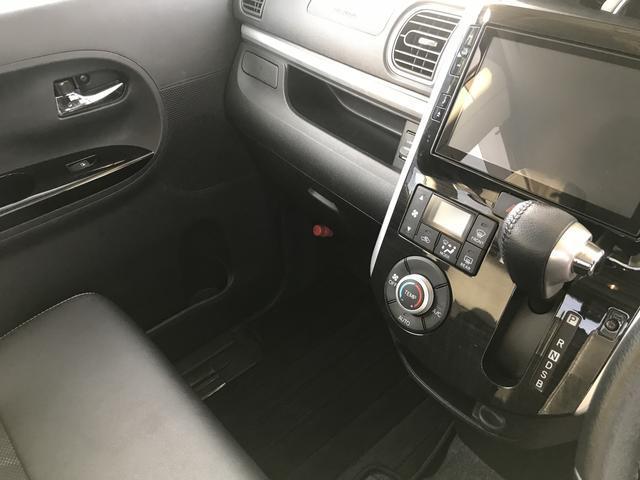 タントカスタムRS トップエディションSAIIプッシュボタンスタート 電動パワースライドドア ナビ LEDヘッドランプ(静岡県)の中古車