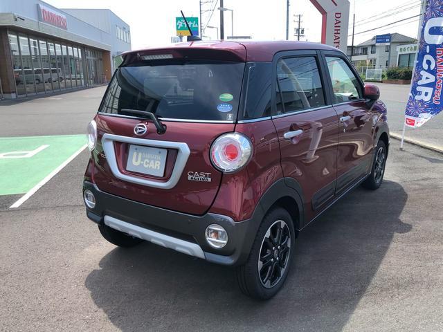 キャストアクティバG VS SAIII(静岡県)の中古車
