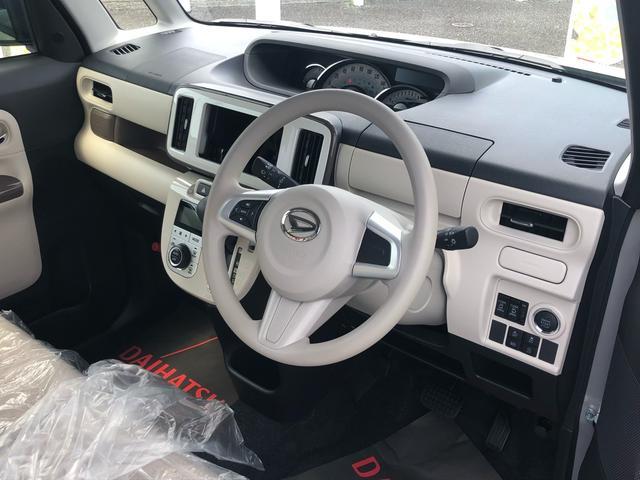 ムーヴキャンバスXブラックアクセントリミテッド SAIII(静岡県)の中古車