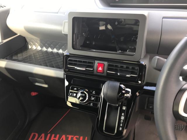 タントカスタムRSセレクションACC LKC スマートクルーズ専用ディスプレイ ステアリングスイッチ ETCユニット 運転席シートリフター チルトステアリング 革巻ステアリングホイール(静岡県)の中古車