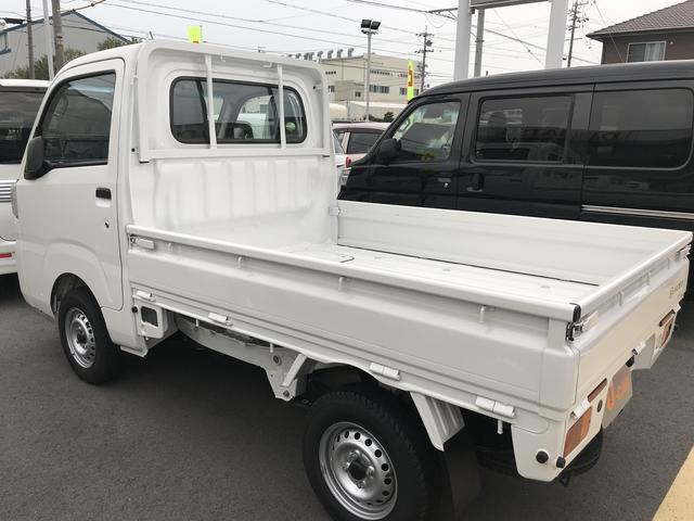 ハイゼットトラックスタンダードSAIIItABS LEDヘッドランプ SRSエアバッグ UVカットガラス(フロントウィンドウ)(静岡県)の中古車