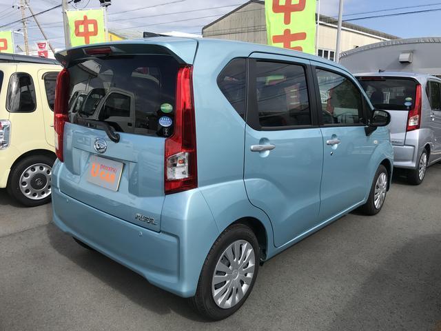 ムーヴL SAIIIUVカットガラス(フロントドア) キーレスエントリー(静岡県)の中古車