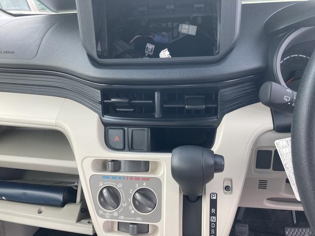 ムーヴL SAIII14インチフルホイールキャップ UVカットガラス(フロントドア) ウレタンステアリングホイール キーレスエントリー マニュアルエアコン(ダイヤル式)(静岡県)の中古車