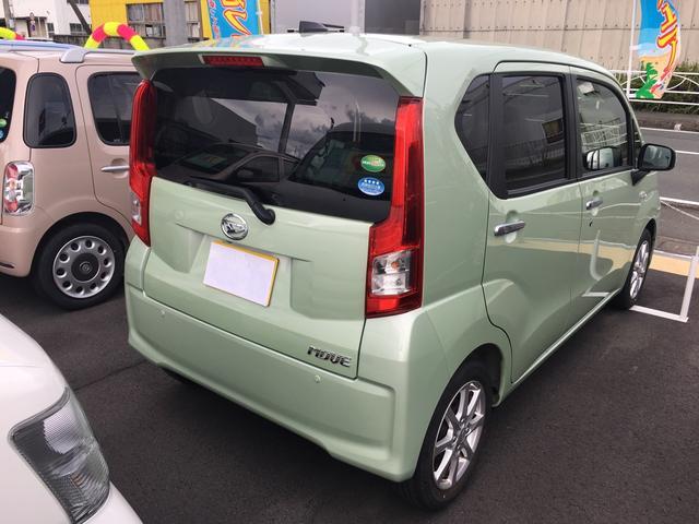 ムーヴX SAII (静岡県)の中古車