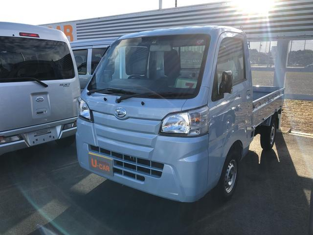 ハイゼットトラックスタンダード(静岡県)の中古車