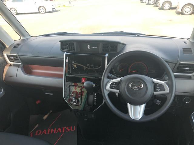 トールG リミテッド SAIII両側パワースライドドア プッシュボタンスタート スマートアシスト(静岡県)の中古車