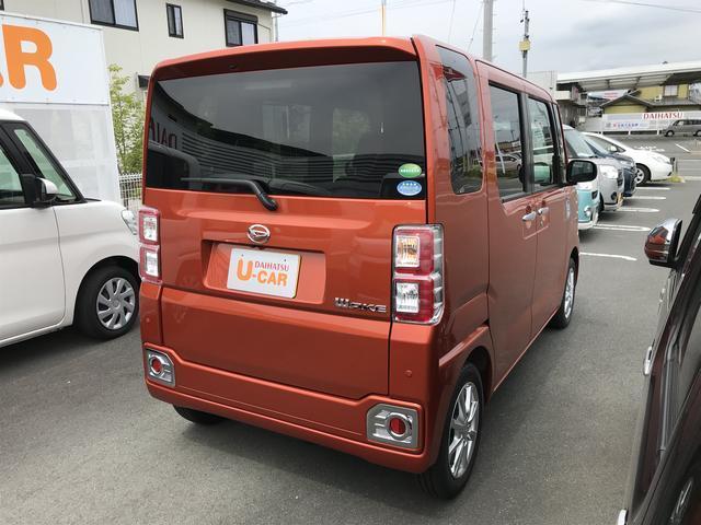 ウェイクLリミテッドSAIIILEDヘッドランプ フルファブリックシート スマートアシスト 両側パワースライドドア(ワンタッチオープン機能 予約ロック機能付)(静岡県)の中古車