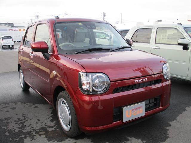 ミラトコットX SAIII(静岡県)の中古車