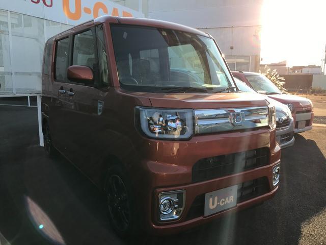 ウェイクGターボリミテッドSAIII(静岡県)の中古車