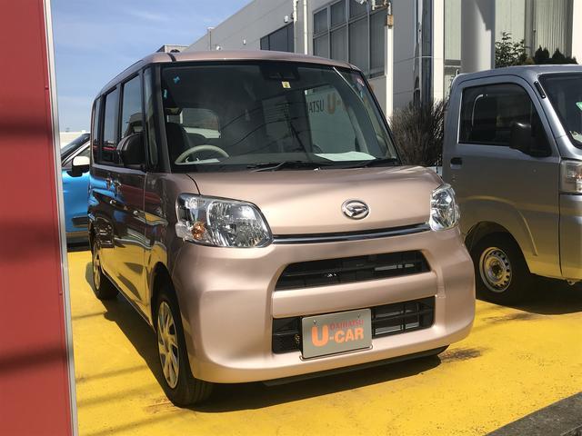 タントLリミテッドSAIII両側スライドドア キーレスエントリー スマートアシスト(静岡県)の中古車
