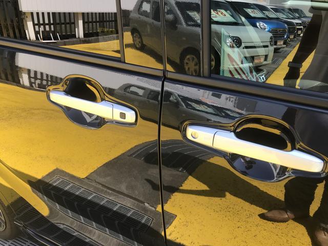 タントカスタムRSアルミホイール フルLEDヘッドランプ 本革巻ステアリングホイール マルチインフォメーションディスプレイ ファブリック ソフトレザー調シート(静岡県)の中古車