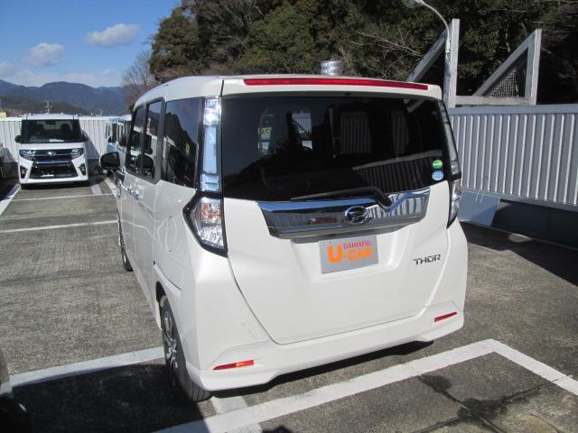 トールカスタムG ターボ SAII(静岡県)の中古車