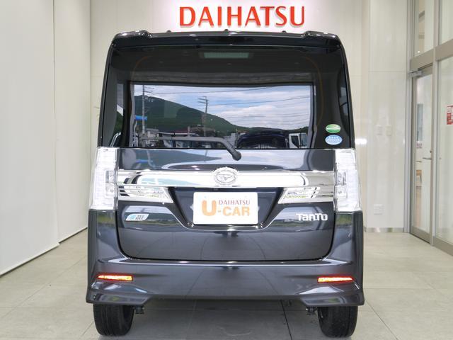 タントカスタムRS SA ストラーダナビ バックカメラ ETC付き(滋賀県)の中古車