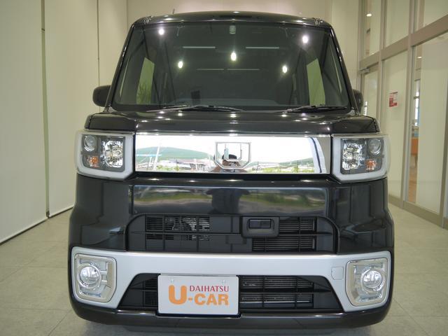ウェイクX ファインセレクションSA ローダウン 社外アルミ(滋賀県)の中古車