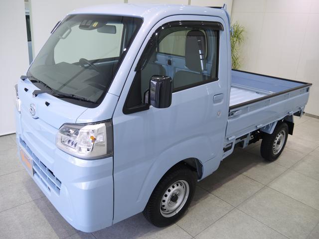 ハイゼットトラックスタンダードSAIIIt 4WDスマートアシストSA3t エアコン パワステ LEDヘッドライト ABS AM/FMラジオ(滋賀県)の中古車