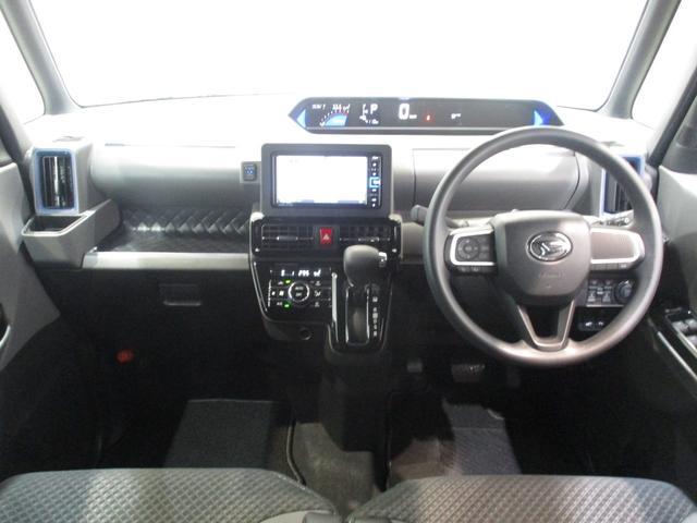 タントカスタムX フルセグナビ バックカメラ衝突被害軽減ブレーキ Bluetooth対応 DVD再生 両側パワースライドドア アイドリングストップ キーフリーシステム オートライト オートエアコン LEDヘッドライト オートハイビーム(滋賀県)の中古車