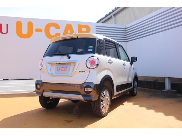 キャストアクティバX リミテッド SAIII 4WD シートヒーター(滋賀県)の中古車