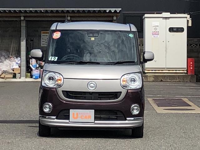 ムーヴキャンバスGブラックインテリアリミテッド SAIIIパノラマモニター(京都府)の中古車