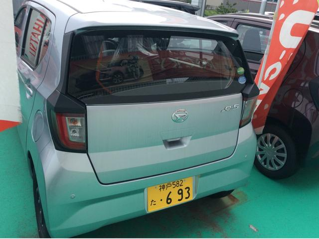 ミライースL SAIII(兵庫県)の中古車