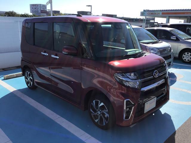 タントカスタムXセレクション LEDヘッドライト 次世代スマアシ(兵庫県)の中古車