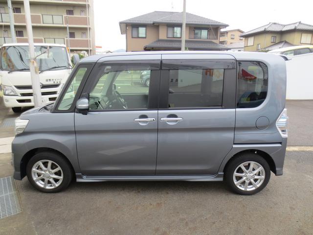 タントカスタムX スマートセレクションSA 8インチフルセグナビ(滋賀県)の中古車