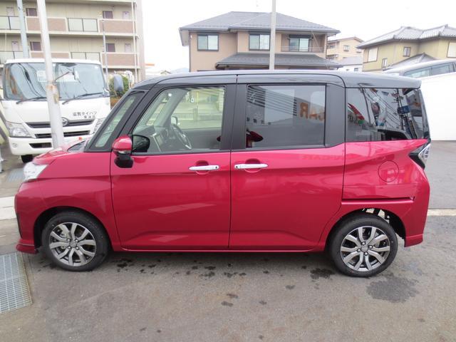トールカスタムG ターボ SAIII 両側パワースライドドア(滋賀県)の中古車