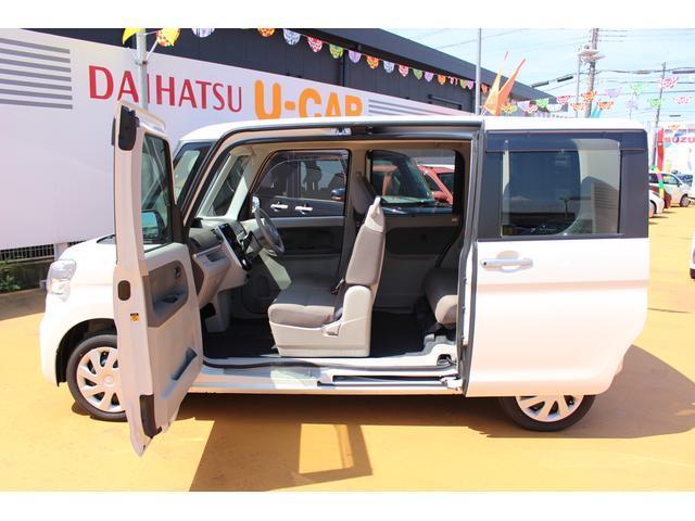 タントX 左側パワースライドドア シートヒーター オートライト(滋賀県)の中古車