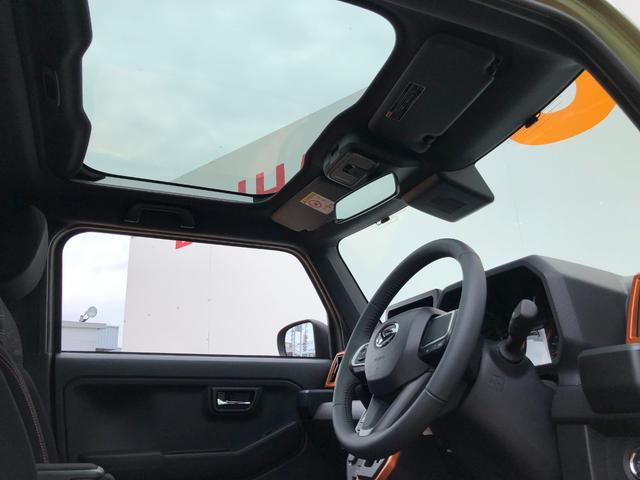 タフトG 届出済未使用車 スマアシ 前席シートヒーター追突被害軽減ブレーキ スマアシ LEDヘッドライト コーナーセンサー スマートキー ナビ装着時用バックカメラ(滋賀県)の中古車