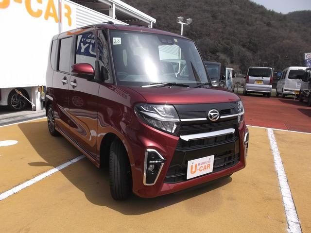 タントカスタムRSセレクション(兵庫県)の中古車