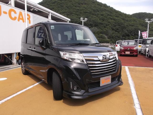 トールカスタムG ターボ SAIII(兵庫県)の中古車