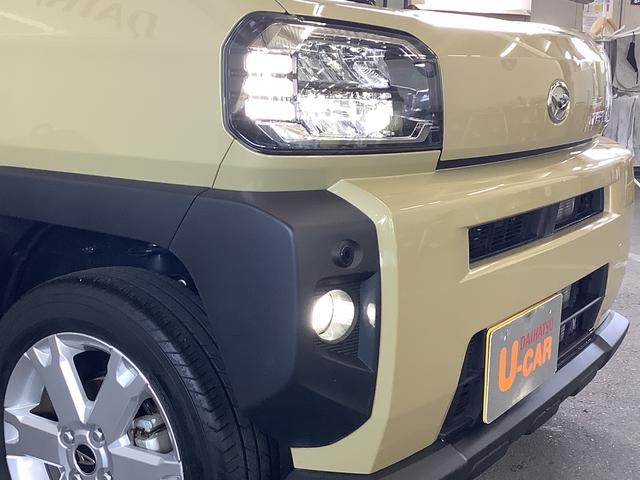タフトG LEDヘッドライトスカイフィールトップ コーナーセンサー シートヒーター 衝突被害軽減 アイドリングストップ スマートキー プッシュスタート 走行無制限1年保証(兵庫県)の中古車