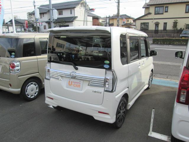 タントカスタムX トップエディションSAIII(静岡県)の中古車
