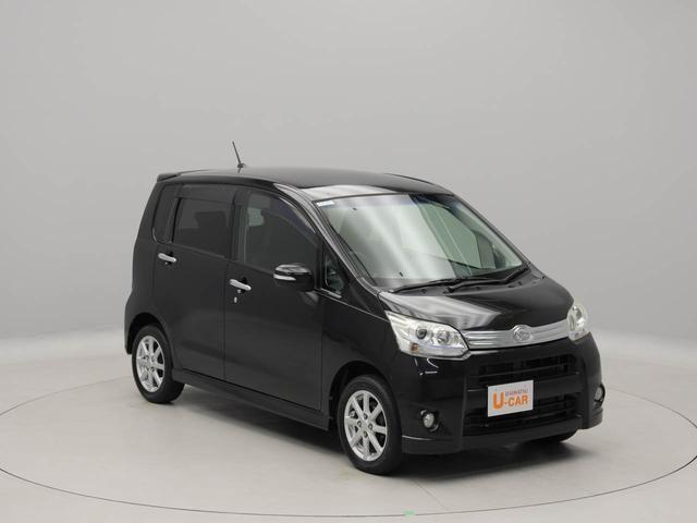 ムーヴカスタム G ワンオーナー 車検整備付 スマートキー(愛知県)の中古車
