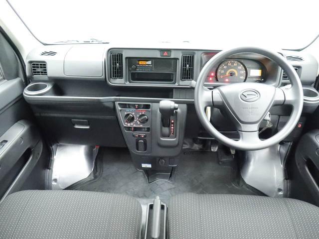 ハイゼットカーゴDX アイドリングストップ両側スライドドア オートマチック(愛知県)の中古車